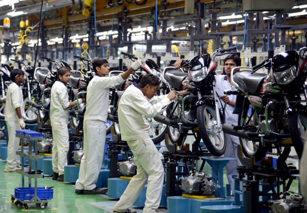 M/s Hero MotoCorp's Two Wheeler Assembly Line